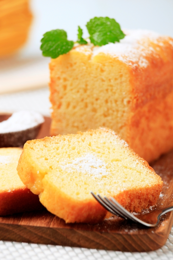 Pound Cake With No Butter?